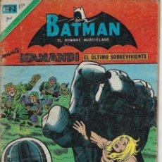 Tebeos: BATMAN: SERIE AGUILA - AÑO: XXV - Nº 2-880 - JULIO 21 DE 1977 *** EDITORIAL NOVARO ***. Lote 207063843
