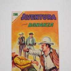 Tebeos: AVENTURA Nº 603 - BONANZA - UN MAL PERDEDOR - NOVARO 1969. Lote 207103900