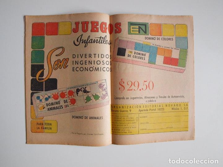 Tebeos: AVENTURA Nº 603 - BONANZA - UN MAL PERDEDOR - NOVARO 1969 - Foto 3 - 207103900