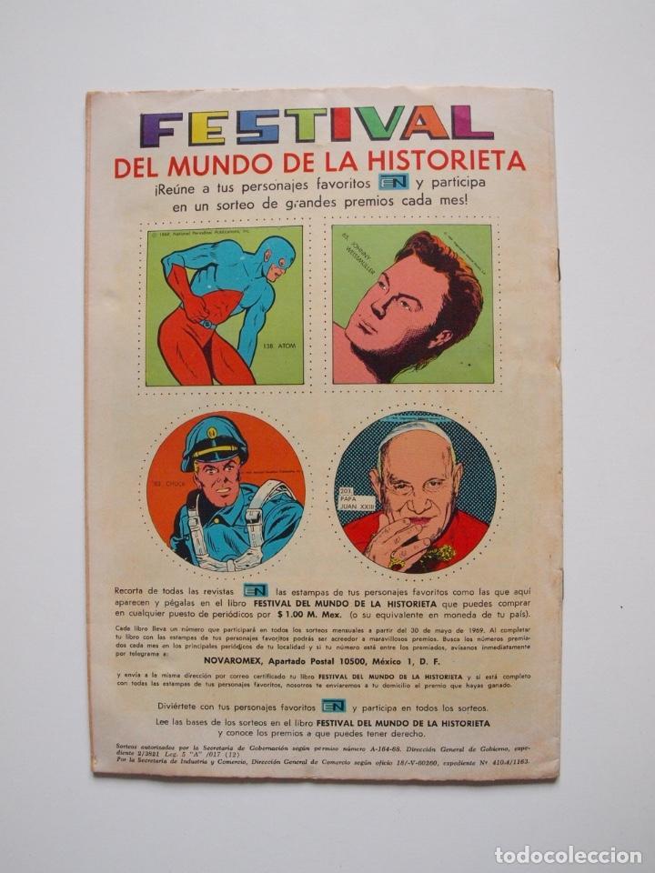 Tebeos: AVENTURA Nº 603 - BONANZA - UN MAL PERDEDOR - NOVARO 1969 - Foto 5 - 207103900