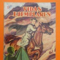 Tebeos: VIDAS EJEMPLARES Nº 27 - SAN GERARDO MAYELA - AÑO 1956 - ED. NOVARO... L1243. Lote 207212496