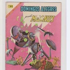 Tebeos: DOMINGOS ALEGRES NUMERO 702 MAGNUS. Lote 207229253