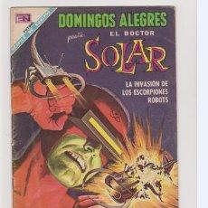 Tebeos: DOMINGOS ALEGRES NUMERO 769 EL DOCTOR SOLAR. Lote 207229901