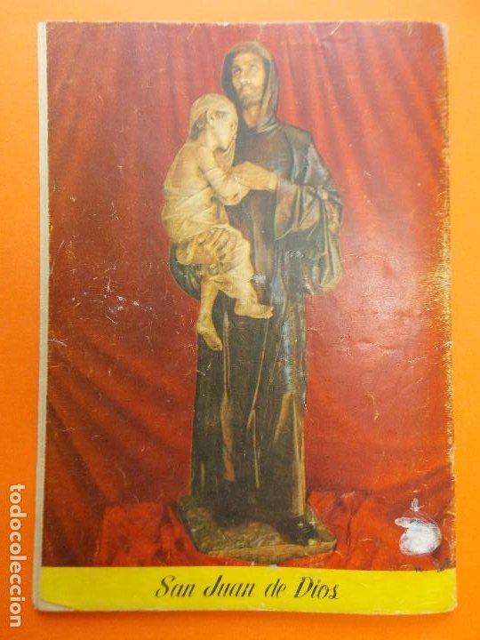 Tebeos: VIDAS EJEMPLARES Nº 34 - SAN JUAN DE DIOS - AÑO 1957 - ED. NOVARO... L1248 - Foto 3 - 207233105