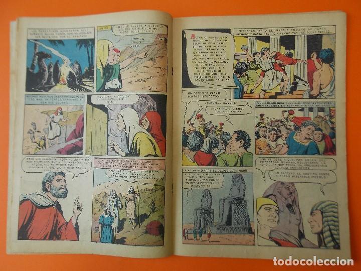 Tebeos: VIDAS EJEMPLARES Nº 35, SAN ANTONIO ABAD - AÑO 1957 - ED. NOVARO... L1249 - Foto 2 - 207233716