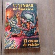 Tebeos: LEYENDAS DE AMERICA - NUMERO 51 -EL ENANO DE ESTAÑO -. Lote 207246458