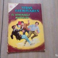 Tebeos: VIDAS EJEMPLARES - NUMERO 164 - EL VENERABLE MURIALDO -. Lote 207247175
