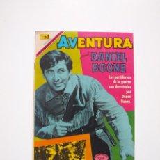 Tebeos: AVENTURA Nº 615 - DANIEL BOONE - EL ARDID DEL CUATRERO - NOVARO 1969. Lote 207474420