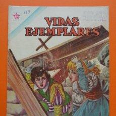 Tebeos: VIDAS EJEMPLARES Nº 110 - SANTA TERESA DE AVILA - AÑO 1961 - ED. NOVARO... L1276. Lote 207541993