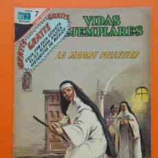 Tebeos: VIDAS EJEMPLARES Nº 246 - LA MADRE PELLETIER - AÑO 1967 - ED. NOVARO... L1281. Lote 207546712