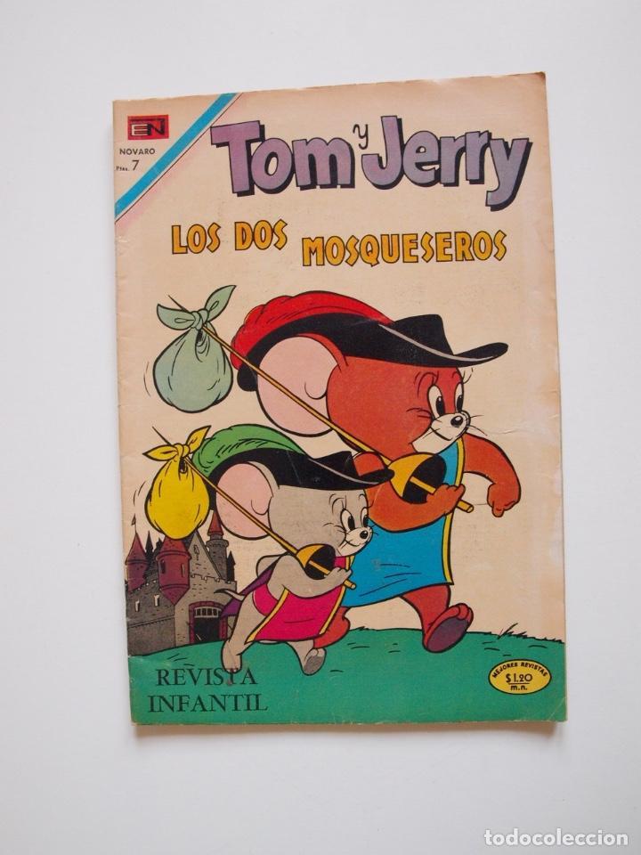 TOM Y JERRY Nº 287 - LOS DOS MOSQUESEROS - NOVARO 1970 (Tebeos y Comics - Novaro - Tom y Jerry)
