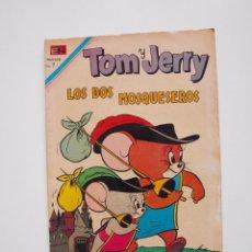 Tebeos: TOM Y JERRY Nº 287 - LOS DOS MOSQUESEROS - NOVARO 1970. Lote 207550585