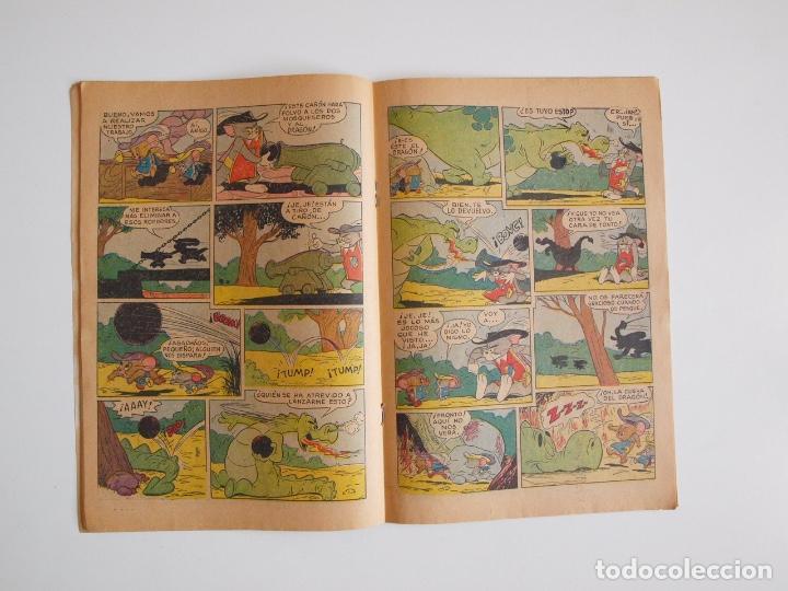 Tebeos: TOM Y JERRY Nº 287 - LOS DOS MOSQUESEROS - NOVARO 1970 - Foto 3 - 207550585