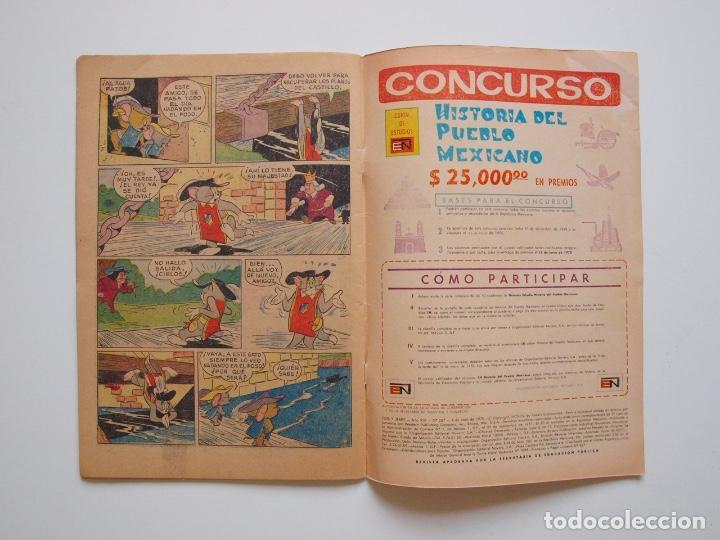 Tebeos: TOM Y JERRY Nº 287 - LOS DOS MOSQUESEROS - NOVARO 1970 - Foto 4 - 207550585