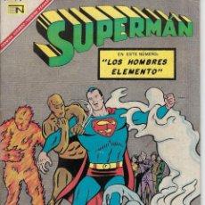 Tebeos: SUPERMÁN - AÑO XVI, Nº 603, MAYO 10 DE 1967 *** NOVARO MÉXICO - EDICIONES RECREATIVAS ***. Lote 207588212