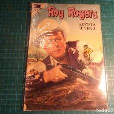 Livros de Banda Desenhada: ROY ROGERS. N° 189. NOVARO.. Lote 207636756