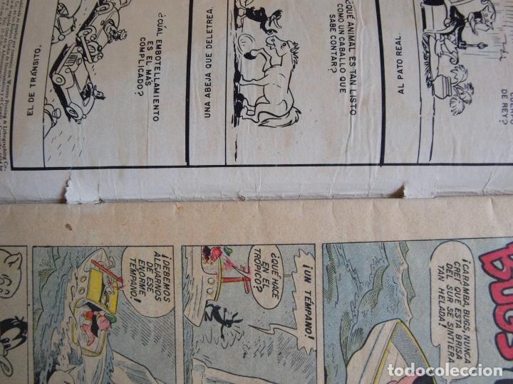 Tebeos: PORKY Y SUS AMIGOS Nº 65 - SEA - NOVARO 1957 - Foto 3 - 207734898