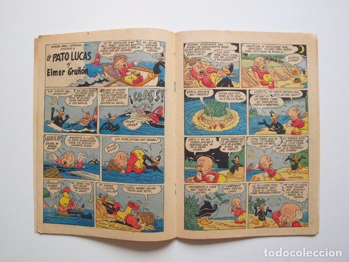 Tebeos: PORKY Y SUS AMIGOS Nº 65 - SEA - NOVARO 1957 - Foto 7 - 207734898