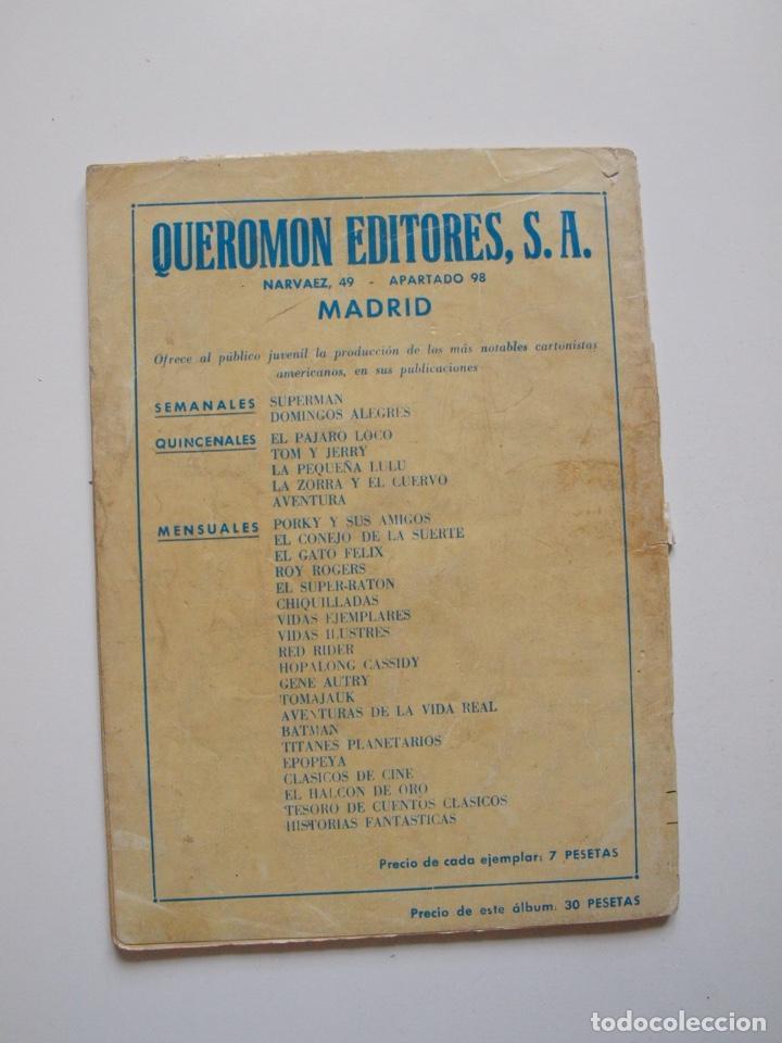 Tebeos: PORKY Y SUS AMIGOS Nº 65 - SEA - NOVARO 1957 - Foto 11 - 207734898