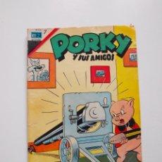 Tebeos: PORKY Y SUS AMIGOS Nº 196 - NOVARO 1968. Lote 207735555