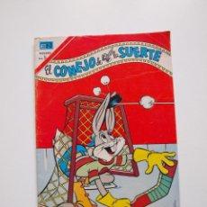 Tebeos: EL CONEJO DE LA SUERTE Nº 273 - NOVARO 1967. Lote 207737480