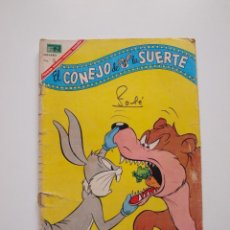Tebeos: EL CONEJO DE LA SUERTE Nº 267 - NOVARO 1967. Lote 207738107