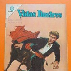 Tebeos: VIDAS ILUSTRES Nº 116 - EL PADRE COLOMA - AÑO 1965 - ED. NOVARO.. L1326. Lote 207823045