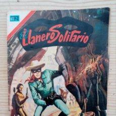 Tebeos: EL LLANERO SOLITARIO - NUMERO 384 - SERIE AGUILA. Lote 207945987