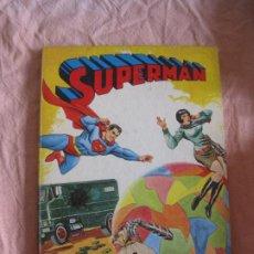 Livros de Banda Desenhada: SUPERMAN LIBRO COMIC. TOMO VII . 7. EDITORIAL NOVARO.. Lote 208160305