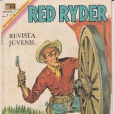 Tebeos: RED RYDER - NUM. 204 AÑO 1969 EDITORIAL NOVARO-. Lote 208400541