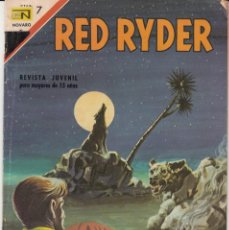 Tebeos: RED RYDER - NUM. 166 AÑO 1967 EDITORIAL NOVARO-. Lote 208400795
