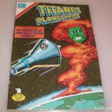 Tebeos: TITANES PLANETARIOS Nº2-430 1979, SERIE ÁGUILA. Lote 208463298