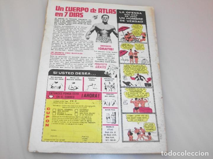 Tebeos: Batman Arrugado de Haberse humedecido Novaro 2-978 - Foto 2 - 208464017