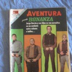 Tebeos: AVENTURA BONANZA Nº 559. EDITORIAL NOVARO.. Lote 208911973