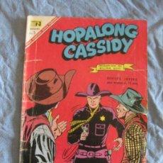 Tebeos: HOPALONG CASSIDY Nº 147. EDITORIAL NOVARO. Lote 208912251