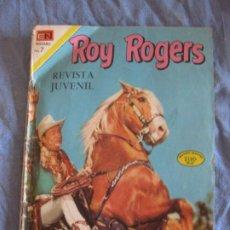Tebeos: ROY ROGERS Nº 209. EDITORIAL NOVARO.. Lote 208912863