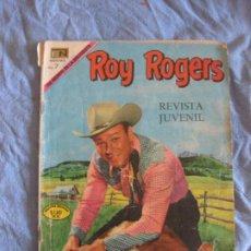 Tebeos: ROY ROGERS Nº 205. EDITORIAL NOVARO.. Lote 208912905