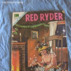Tebeos: RED RYDER Nº 192. EDITORIAL NOVARO.. Lote 208913217