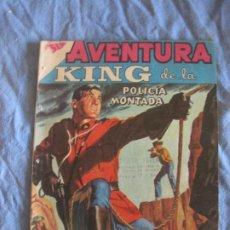 Tebeos: AVENTURA KING DE LA POLICIA MONTADA Nº 111. EDITORIAL NOVARO.. Lote 208913531