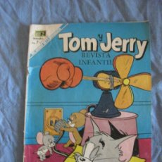 Tebeos: TOM Y JERRY Nº 272.EDITORIAL NOVARO.. Lote 208915668