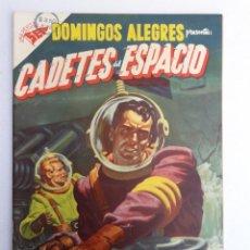 Tebeos: DOMINGOS ALEGRES N° 83 - CADETES DEL ESPACIO (IMPECABLE) - ORIGINAL EDITORIAL NOVARO. Lote 208966550
