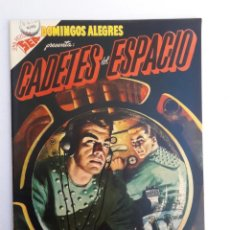 Tebeos: DOMINGOS ALEGRES N° 69 - CADETES DEL ESPACIO (IMPECABLE) - ORIGINAL EDITORIAL NOVARO. Lote 208966890
