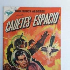 Tebeos: DOMINGOS ALEGRES N° 54 - CADETES DEL ESPACIO (INMACULADA) - ORIGINAL EDITORIAL NOVARO. Lote 208967116