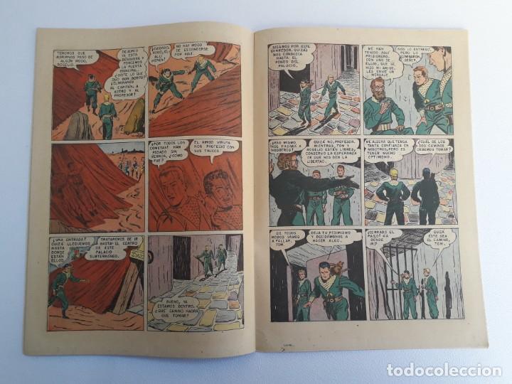 Tebeos: Domingos alegres n° 54 - Cadetes del espacio (inmaculada) - original editorial Novaro - Foto 3 - 208967116