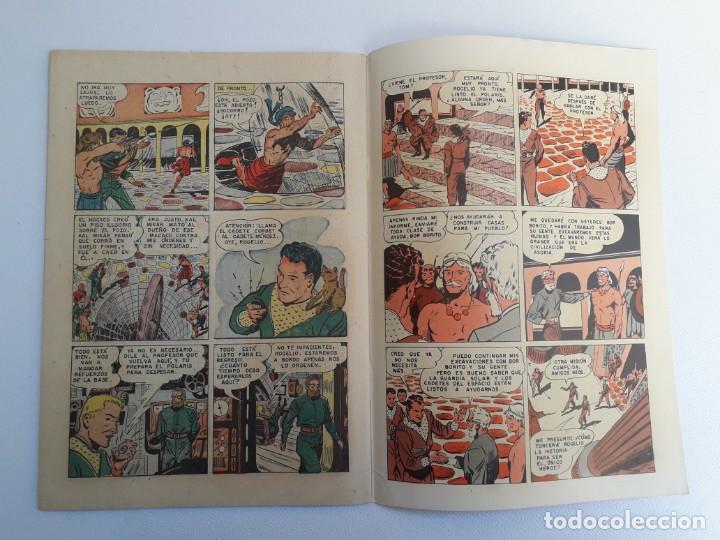 Tebeos: Domingos alegres n° 54 - Cadetes del espacio (inmaculada) - original editorial Novaro - Foto 4 - 208967116