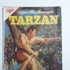 Tebeos: TARZÁN N° 66 (EXCELENTE) - FOTO GORDON SCOTT - ORIGINAL EDITORIAL NOVARO. Lote 141524878