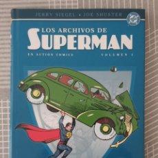 Tebeos: LOS ARCHIVOS DE SUPERMAN. TOMO 1. NORMA EDITORIAL 2005. Lote 209033705