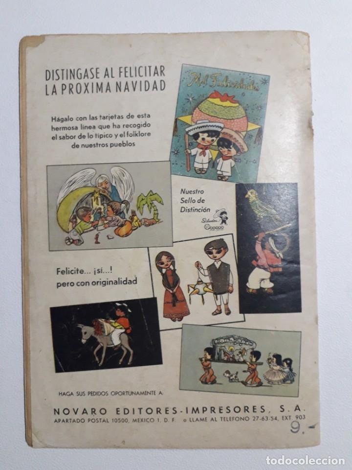 Tebeos: Tarzán n° 119 - original editorial Novaro - Foto 5 - 136245942
