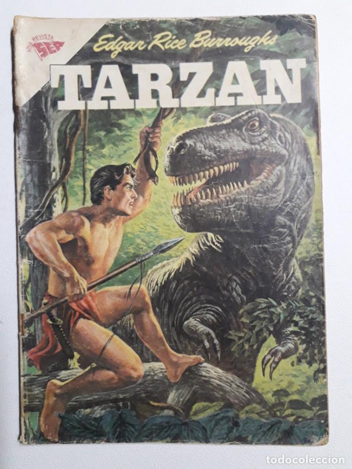 TARZÁN N° 119 - ORIGINAL EDITORIAL NOVARO (Tebeos y Comics - Novaro - Tarzán)
