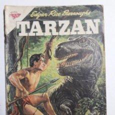 Tebeos: TARZÁN N° 119 - ORIGINAL EDITORIAL NOVARO. Lote 136245942